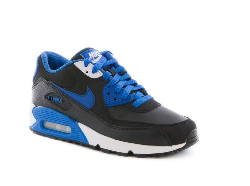 Nike Air Max Noir Et Bleu