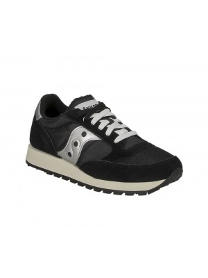 Basket Saucony Jazz Original Vintage Black White S70368 10