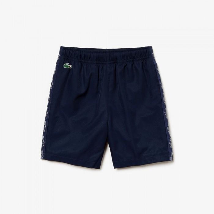 Short tennis junior Lacoste GJ5375 423 Marine Marine