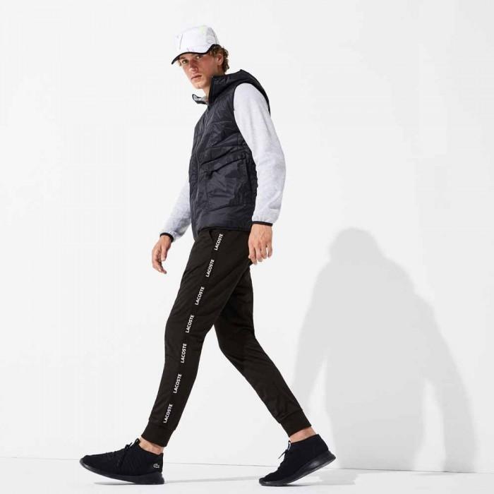 Jogging Lacoste XH1721 MYJ Black Black White
