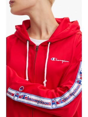Champion Europe Veste survêtement 111248 RS017 BYR Red Limited Edition