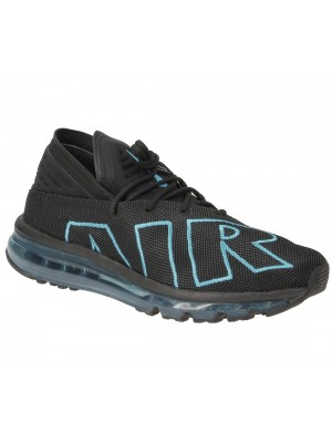 Nike air Max Flair 942236 010 black neo turq black