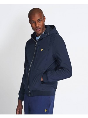 Blouson Lyle & Scott softshell jacket dark navy JK1214V Z271