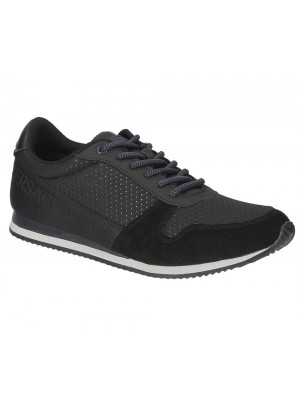 Basket Versace Jeans Linea Fondo new running dis 4 70995 899 lycra punched suede coated