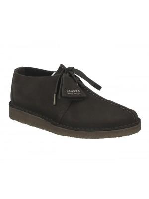 Chaussures Clarks Originals Desert Trek Dark Brown 26155488