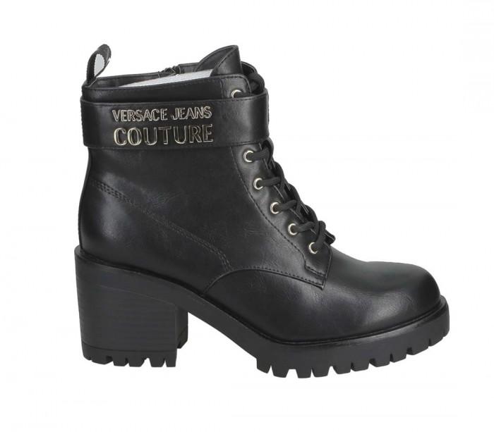 Versace Jeans Couture Bottes Mia Dis.S90 Black 71VA3S90 71570 899