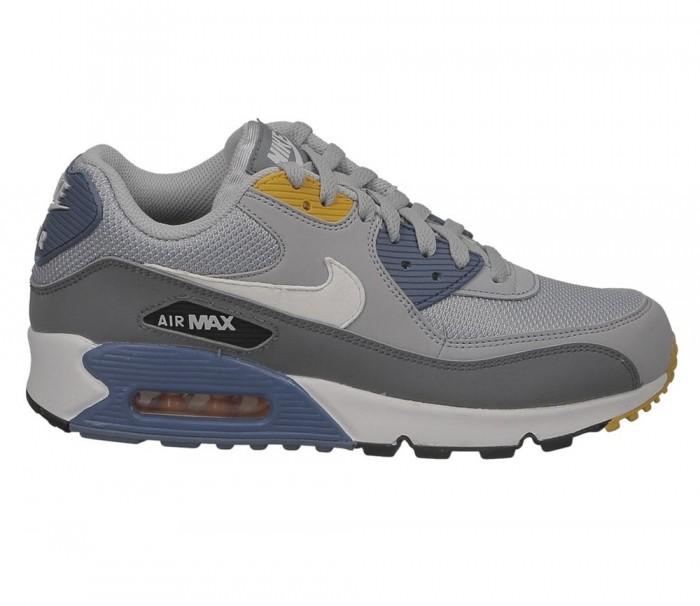Nike Air Max 90 Essential AJ1285 016 wolf grey white indigo storm
