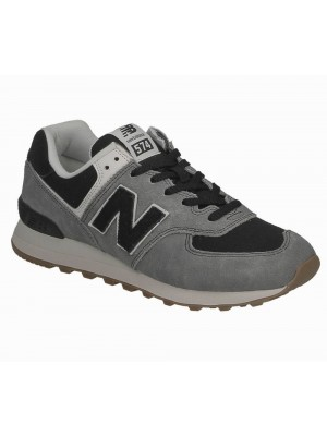 New Balance ML574 SPE grey black 774791 60 8 Suede textile