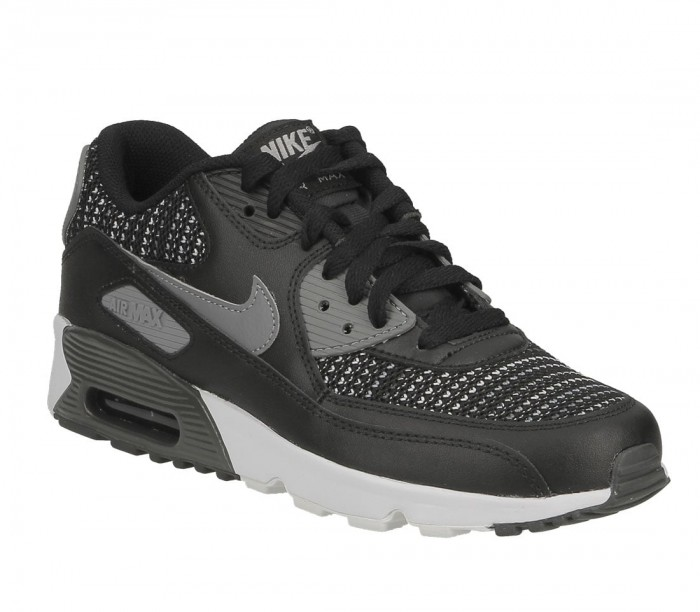 Nike Air Max 90 mesh se GS AA0570 002 black cool grey