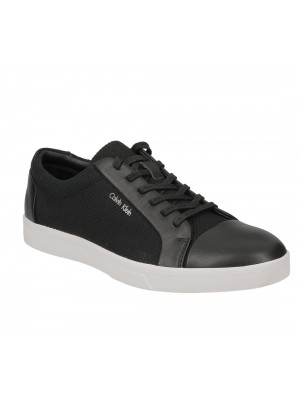 Calvin Klein Igor 2 Nappa calf leath canvas black F1072BLK