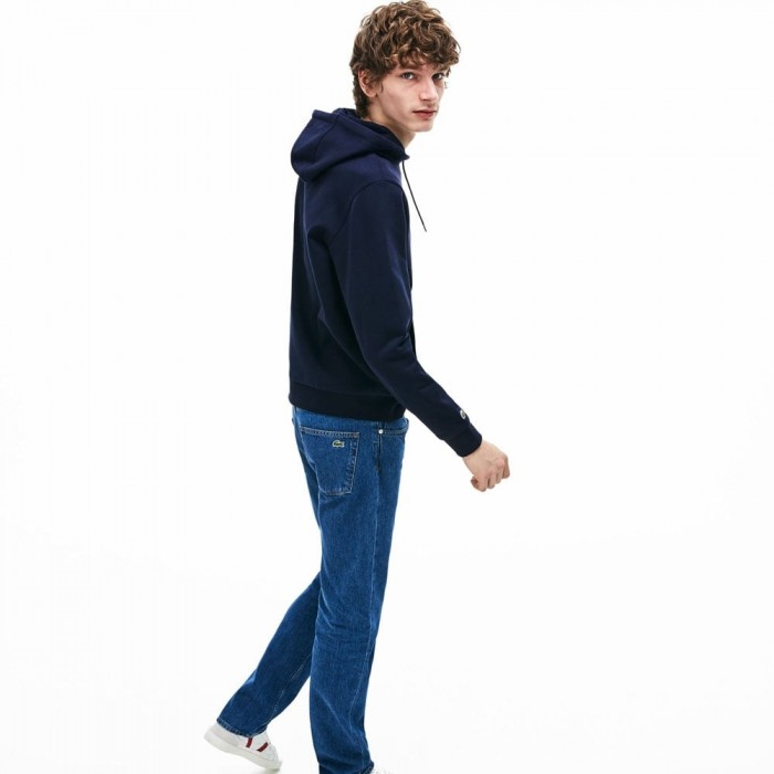 Sweatshirt Lacoste SH4309 166 navy blue