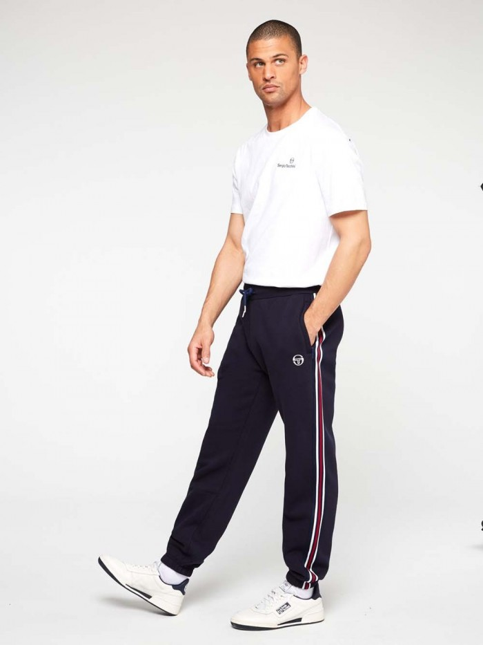 Pantalon de Survêtement Sergio Tacchini Nasti 39351 Navy Blue 203