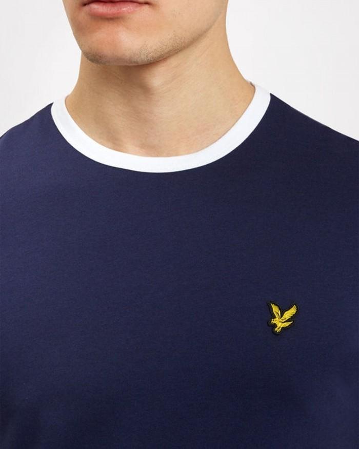 T-shirt Lyle & Scott ringer TS705V Z99 Navy