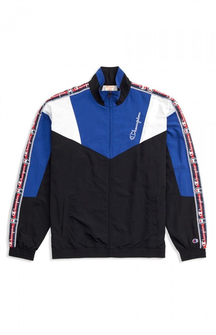 Veste de survêtement Champion Full zip top 212387 KK001 NBK DSB WHT