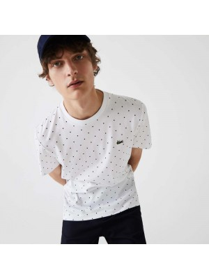 T-shirt Lacoste TH0399 001 White