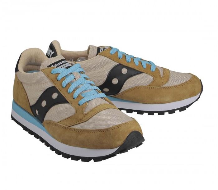 Sneaker Saucony Jazz 81 S70539 19  rust brown  rouille brun