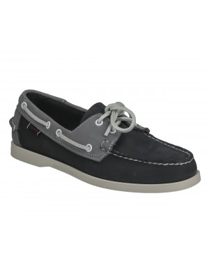 Chaussure Sebago Docksides Portland suede red 7000G90 913