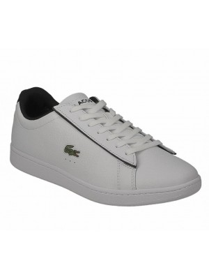 Lacoste Homme Carnaby Evo 120 2 Sma Wht Blk White Black