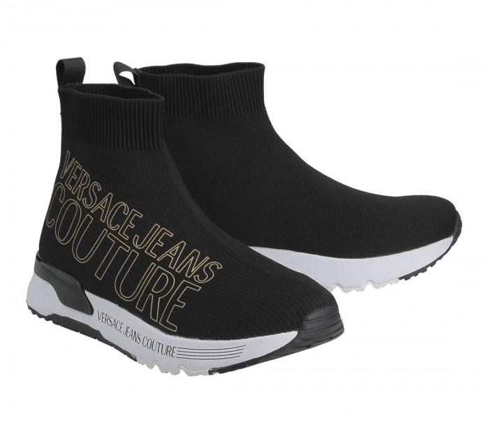 Versace Jeans Couture dame Dynamic Dis.23 Black 71VA3SA1 ZS016 899
