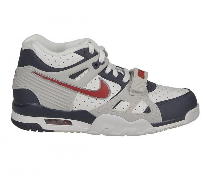 Basket Nike Air Trainer 3 CN0923 400 Midnight Navy university red