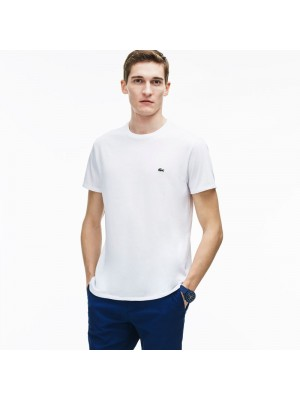 T-shirt Lacoste th6709 001 white