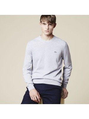 Pull Lacoste AH7901 cca argent