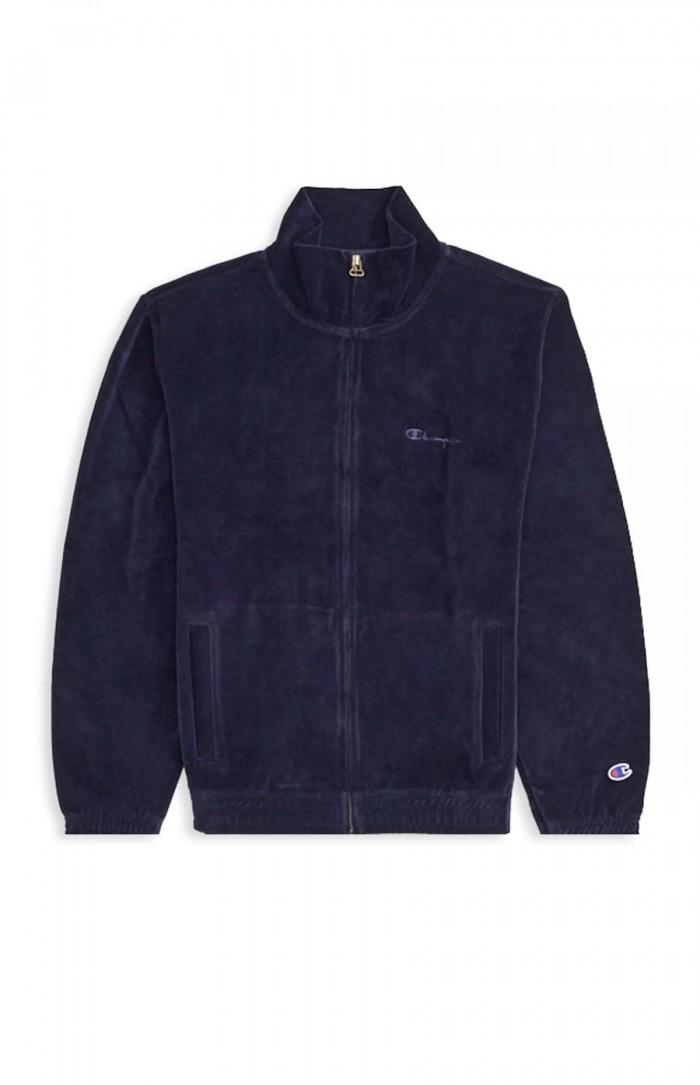 Pull Champion Full zip sweatshirt 212601 BS501 NNY navy