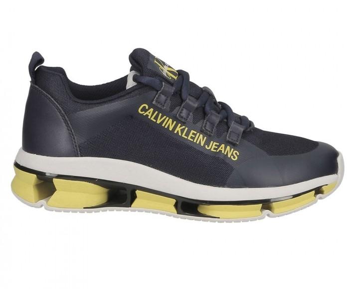 Calvin Klein Jeans Leory mesh nappa navy S05090 NVY
