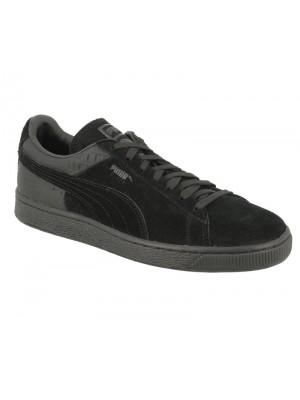 Puma Suede Classic Casual Emboss Black 361372 01