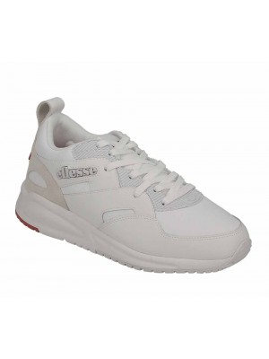 Ellesse Potenza am wht wht leather 6 10343