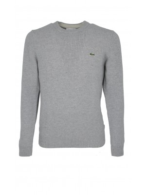 Pull Lacoste AH1988 CCA gris chiné