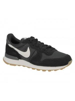 Nike wmns Internationalist 828407 021 Noir antracit blanc sommet