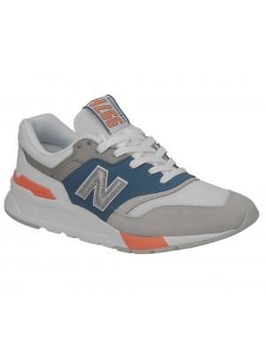 New Balance CM997 HCP rain cloud leather textile 720141 60