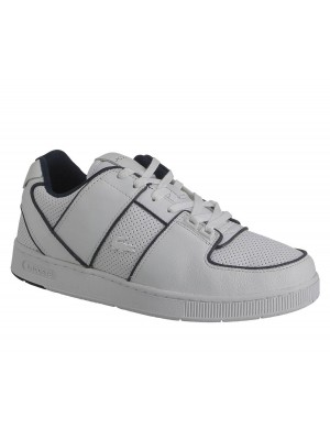 Basket Lacoste Thrill 0320 4 Sma Wht Nvy 740SMA005204203