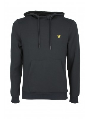 Sweatshirt Lyle & Scott ML1371SP à capuche noir.