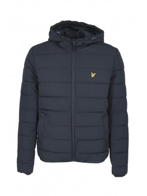 Lyle & Scott JK1317V Z271 Lightweight Puffer Jacket Dark navy