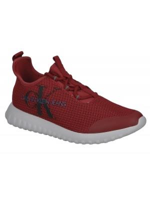 Basket Calvin Klein Jeans Reiland Slip on Mesh Racing Red B4S0707