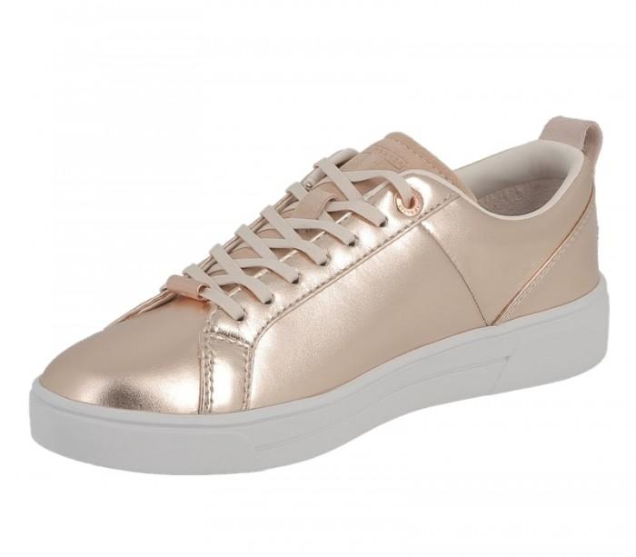 Ted Baker London Kulei Leather 9 15983 AF rose gold