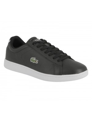 Lacoste Carnaby evo bl 1 spm black  Leather Synthetic 7 33SPM1002024