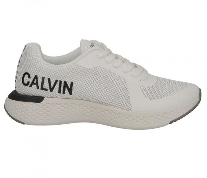 Calvin Klein Jeans Amos mesh hf bright white S0584 BIW