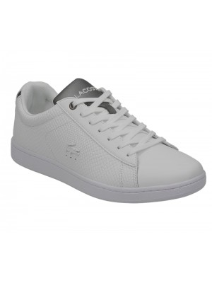 Lacoste Carnaby Evo 417 2 spm white Leather 7 34SPM0043001
