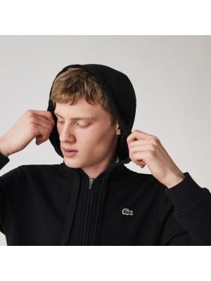 Sweatshirt Lacoste SH1551 C31 Noir Noir