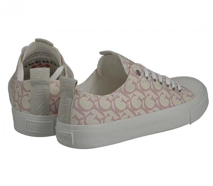 Guess Ederla Low Cut Pink Fl5Erl Fab12 Pink