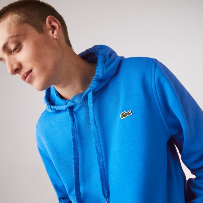 Sweatshirt Lacoste SH1527 DET Ultramarine Ultramarine