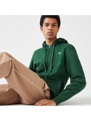 Sweatshirt Lacoste SH1551 S30 Vert Vert
