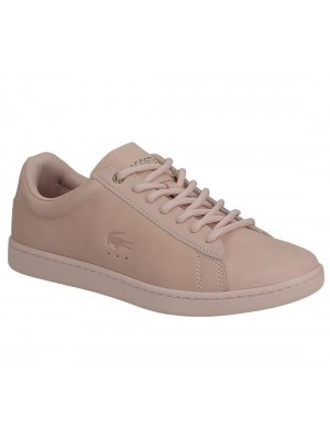 Lacoste dame Carnaby evo 118 1 g spw lt pnk 7 35SPW000715J