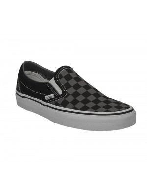 Vans Classic Slip-On black pewter checkerboard VN000EYEBPJ1