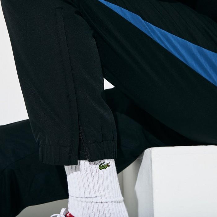 Survêtement Lacoste WH3563 6W8 black neottia white