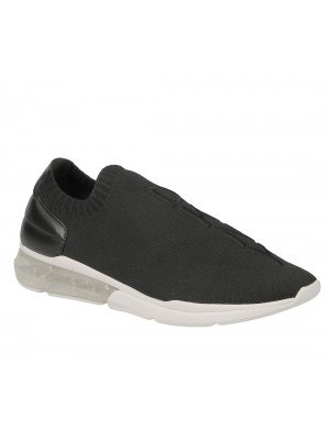 DKNY Neptune Slip on SN K3849761 Stretch Knit Black Blk