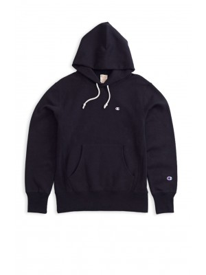 Sweatshirt Champion Europe hooded small logo 212575 KK001 NBK Black Limited Edition